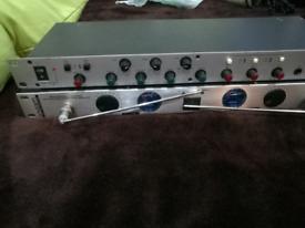 karaoke mixer and receiver gemini and kom
