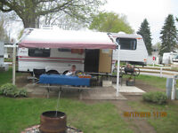 1994 Jayco 21 foot 5th Wheel, Excellent condition
