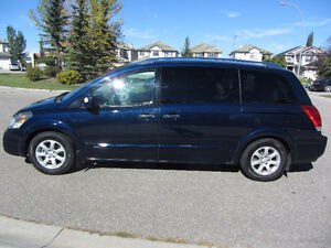 2007 Nissan Quest SL Minivan, Van - One Owner