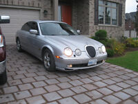 AMAZING NEW PRICE GREAT CAR - Jaguar S-TYPE best of its kind OBO