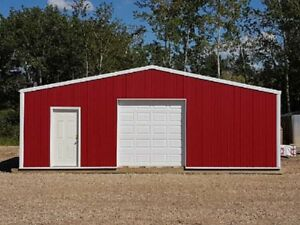 Portable sheds, shelters, barns, shops and garages for sale