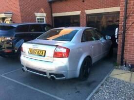 For sale Audi a4 2.5tdi quattro 1100£ ono