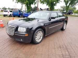 *2009 CHRYSLER 300 TOURING, 6 MONTH WARRANTY & INSPECTION INC *