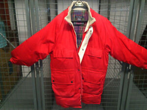 COAT - Men's NAUTICA Large Winter Car Coat - Very Very Warm