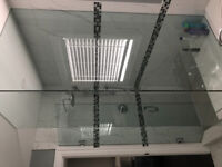 Glass Shower, Anything Glass! $35 per square foot or less