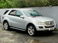 FINANCE AVAILABLE!! 2009 MERCEDES-BENZ ML300 3.0TD CDI BlueEFFICIENCY SPORT 7G-T