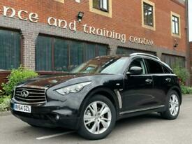 image for 2014 Infiniti QX70 3.0d V6 GT Auto 4WD 5dr SUV Diesel Automatic