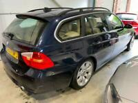 2007 BMW 335i SE 5dr Auto E91 *VERY RARE ESTATE with ONE OWNER FROM NEW* Full SH