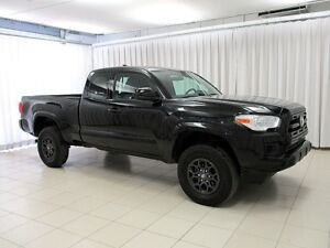 2016 Toyota Tacoma 4X4 2DR EXTENDED CAB 4PASS - ONE OWNER OFF LE