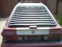 1987 Dodge Shelby Charger Hatch