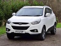 Hyundai ix35 2.0 Crdi SE 4wd DIESEL AUTOMATIC 2014/14