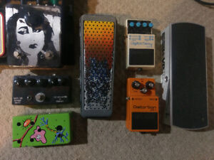Pedals: Dwarfcraft Necromancer, TC Ditto x2, Joe Gagan Betty