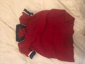 3 Fred Perry Polo Shirts XL