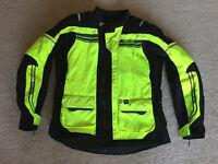 Richa phantom motorcycle jacket - size XL - almost new