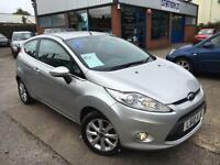 Ford Fiesta 1.4TDCi 2010. Zetec DIESEL JUST 31276 MILES*** LOW RATE FINANCE***