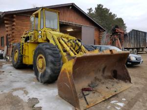 Trojan 3000 front end loader