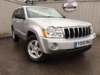 Jeep Grand Cherokee 3.0CRD V6 auto Limited 4X4