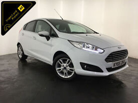 2015 65 FORD FIESTA ZETEC TURBO 1 OWNER FROM NEW FINANCE PX WELCOME