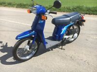 Honda City Express - 50cc Moped - Immaculate Condition - Only 4400 miles