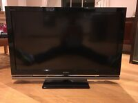 "40"" Sony Bravia HD TV For Sale"