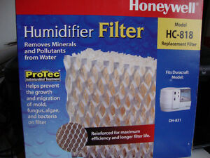 Honeywell Humidity filters , HC-818