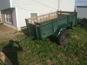 UTiLItY TrAiLer SOLD PPU