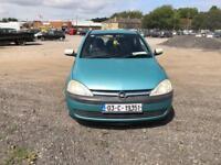 Vauxhall/Opel Corsa 1.0i 12v Club 3 DOOR - 2003 53-REG - ON IRISH PLATES