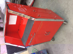 Snap-On Rolling Cabinet