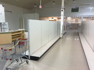 SELLING A COMPLETE RETAIL STORE.