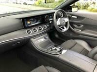 2019 Mercedes-Benz E Class E220d AMG Line 2dr 9G-Tronic Auto Cabriolet Diesel Au