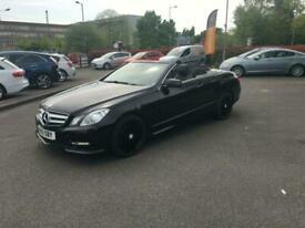 image for 2013 Mercedes-Benz E Class E220 2.1 CDI B.E AMG SPORT BLACK ED,BLACK LTH,SAT NAV