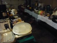 MOVING and DOWNSIZING Garage Sale Now  through Monday!