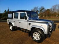 Land Rover Defender 110 TD5 XS DOUBLE CAB