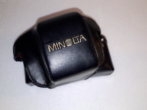 35mm minolta case and wide angle lens