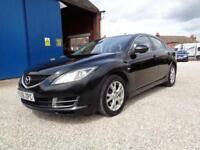 2008 Mazda Mazda6 2.0TD TS,170,000 MILES,FEB 2019 MOT,PX TO CLEAR