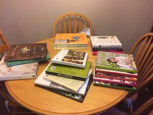 RECIPE BOOKS – bundle – (french) 3 books for 20$ Gatineau Ottawa / Gatineau Area image 2