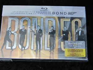Bond 50: celebrating 5 decades of Bond on Blu-ray Discs:REDUCED