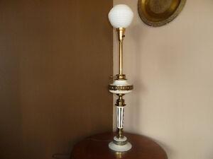 Hollywood Regency Stiffel Lamp