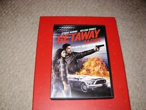 THE GETAWAY DVD FOR SALE!
