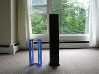 Two CD towers
