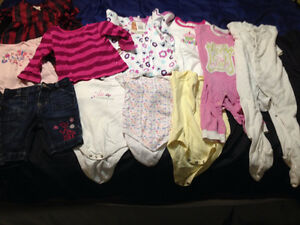 Girl's Baby Clothes - 18 to 24 months