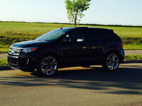 Lease Takeover : 2014 Ford Edge Sport SUV, Crossover