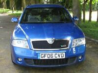 Skoda Octavia 2.0T FSI vRS Estate***FULLY LOADED***Full Top Engine Rebuild***