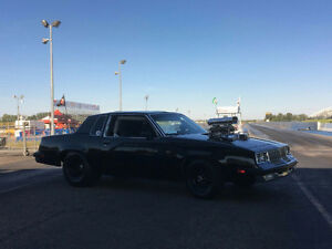 82 Olds Race For Sale