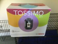 Small tassimo drink maker