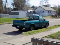 1993 Chevrolet C/K Pickup 1500 2door Pickup Truck