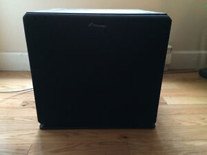 Mirage PS-12-180 powered subwoofer