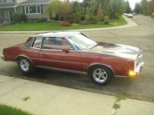 1978 Pontiac Grand Prix LJ Ttops NO RUST about 400 hp rebuilt 45