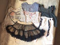 Girl bundle clothes next, gap, jasper conran