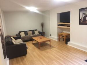 Modern 2 Bedroom FULLY furnished suite